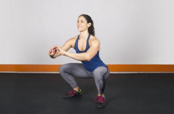 5 exercícios para coxas e glúteos para fazer em casa