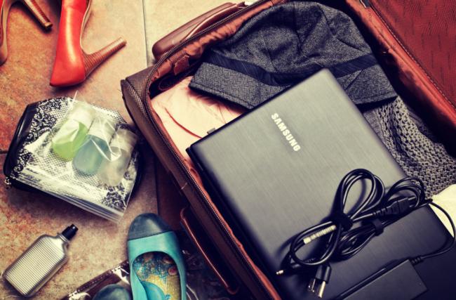 O que não pode faltar na sua bagagem de mão em sua próxima viagem?