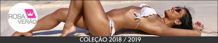 Rosa Verão - Coleção 2018 / 2019