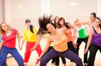 Zumba: a dança fitness do momento